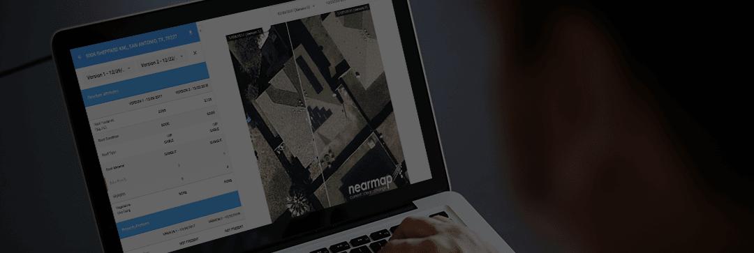 IRIS geospatial imagery for insurers