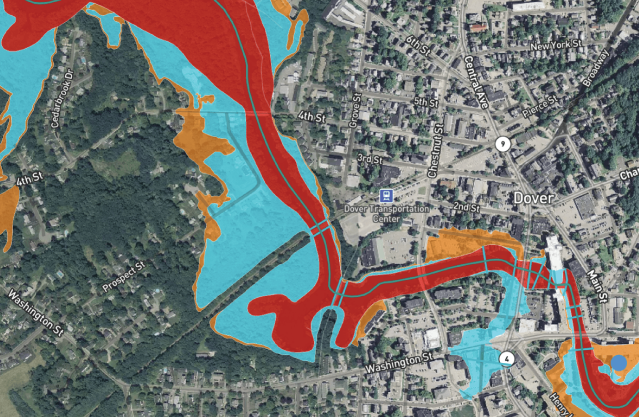 [Case study] GaugeFlood: Save reinsurance costs with accurate risk scoring