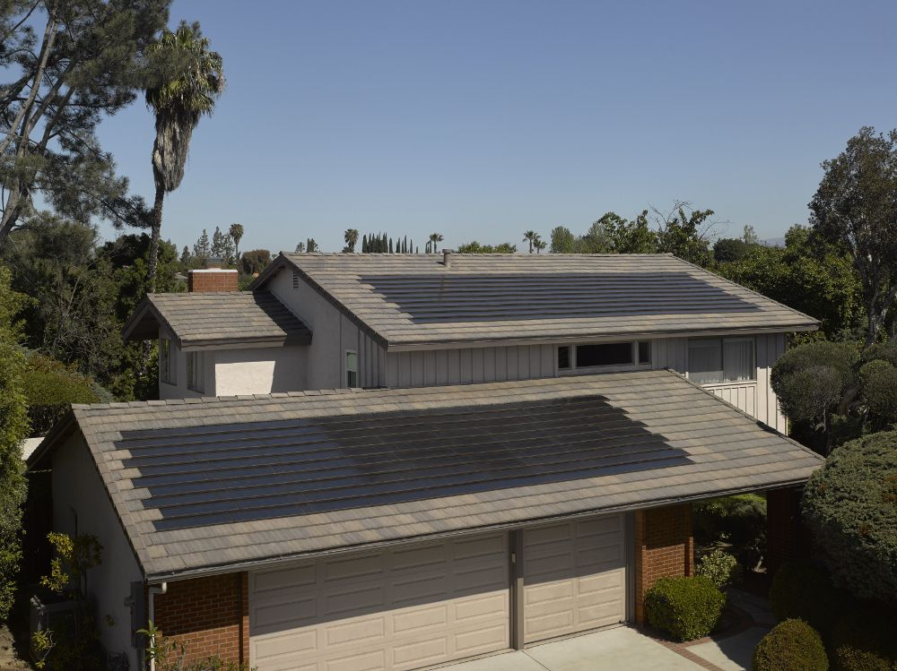 Solar roof trends