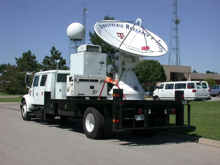 Weather truck