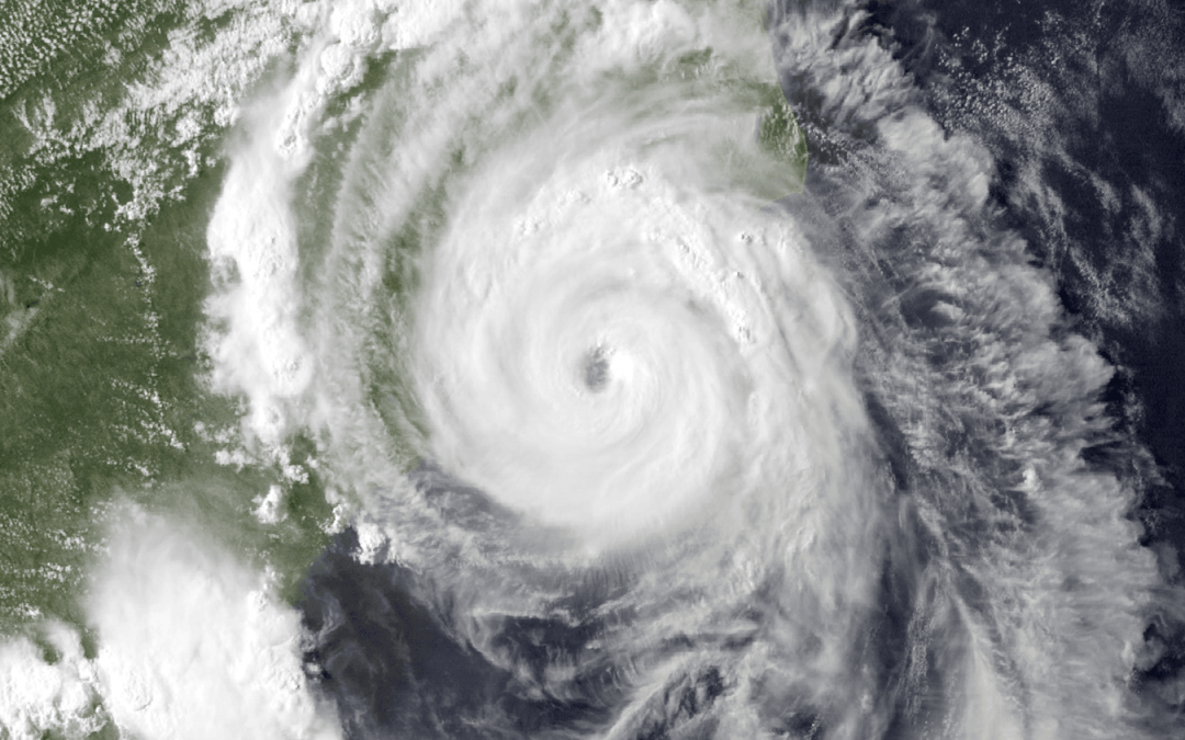 Extreme weather moments: Hurricane Arthur