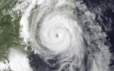 Extreme weather moments: Hurricane Arthur