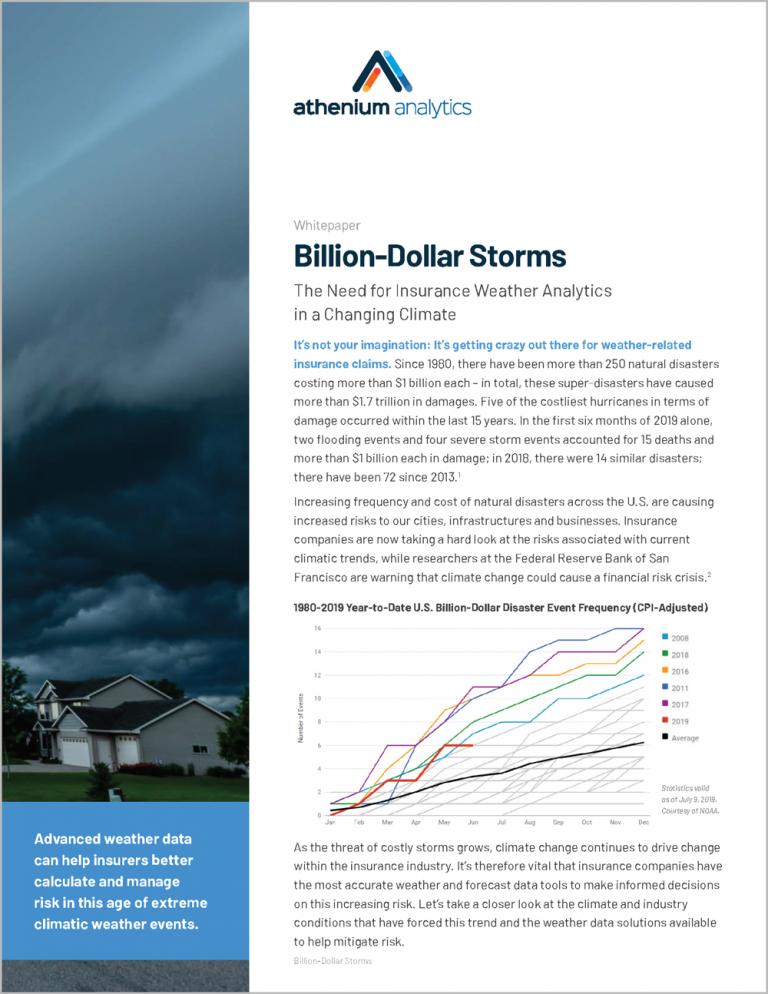 Whitepaper billion dollar storms weather analytics