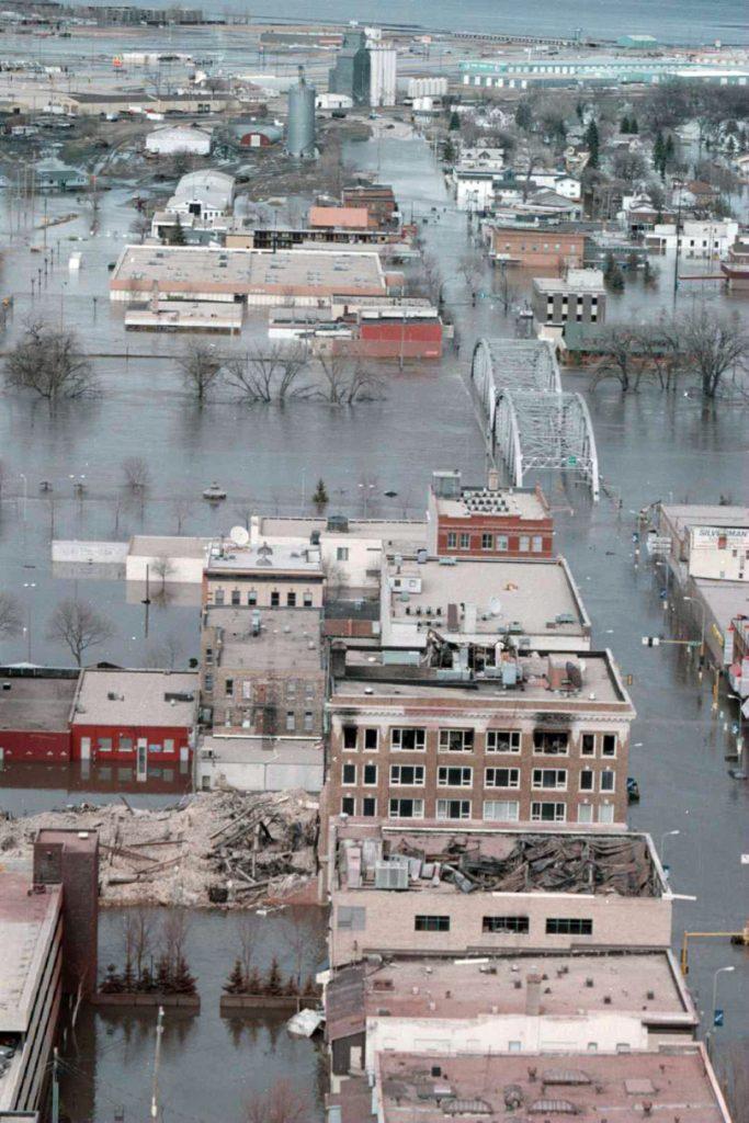 Grand Forks flooding