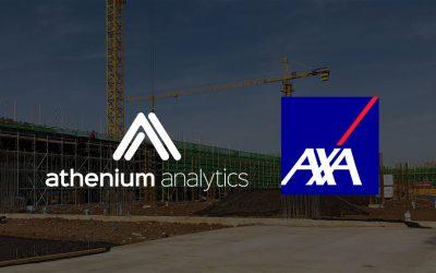 Athenium Analytics partners with AXA XL on new construction tech ecosystem