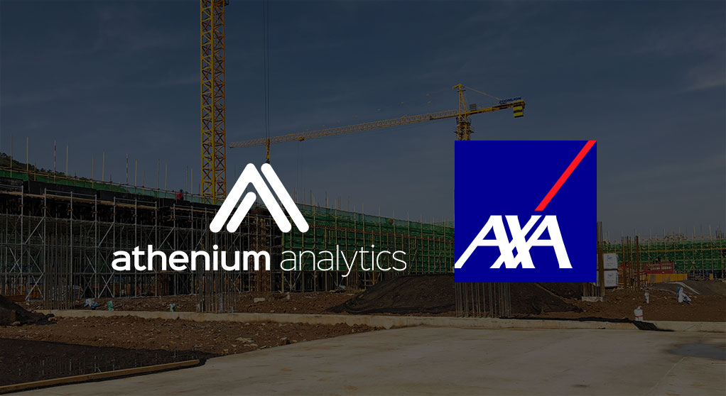 Athenium Analytics partners with AXA XL on new construction tech ecosystem