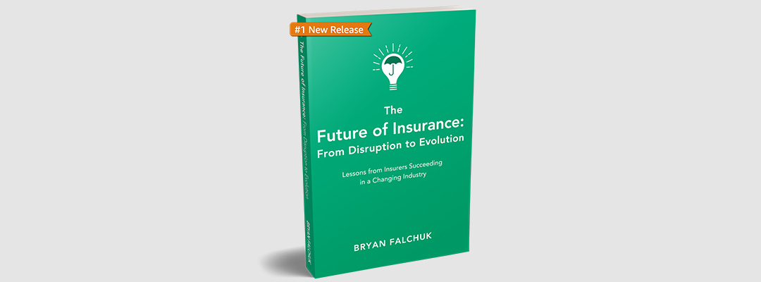 Construction Ecosystem partnership highlighted in new insurtech book by Bryan Falchuk
