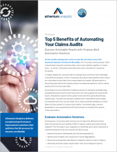 QA whitepaper top 5 benefits of automation