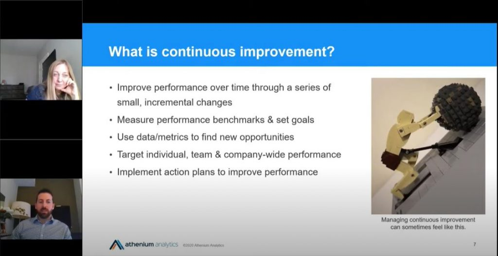 insurance continuous improvement webinar