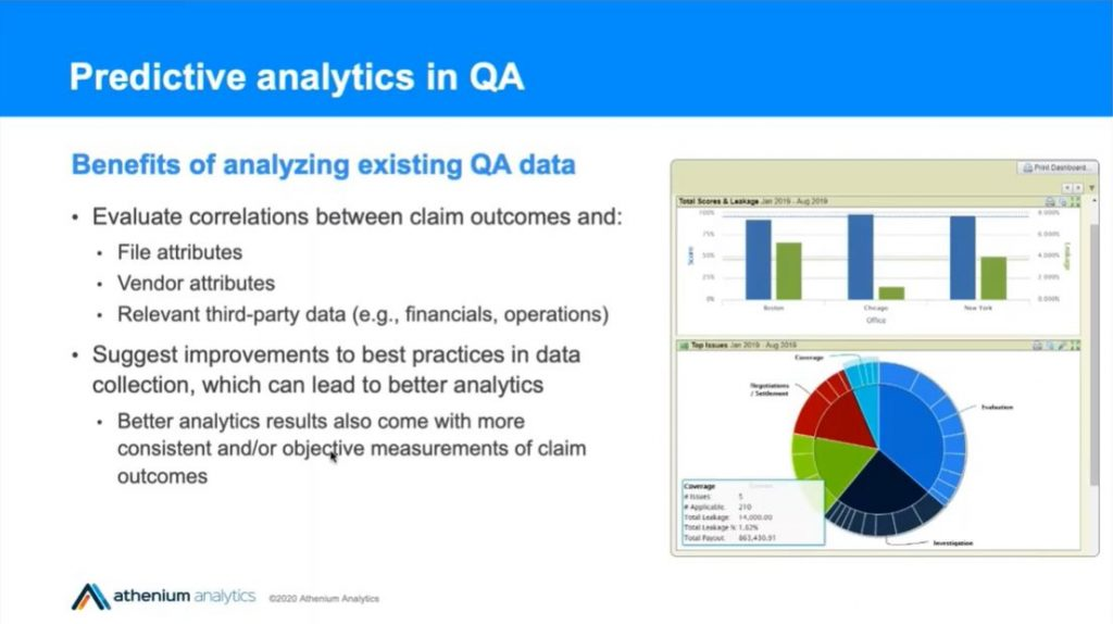 webinar- predictive analytics for insurance QA