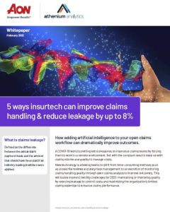 Aon open claim audit insurance whitepaper