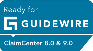 teamthink ready for Guidewire ClaimCenter badge