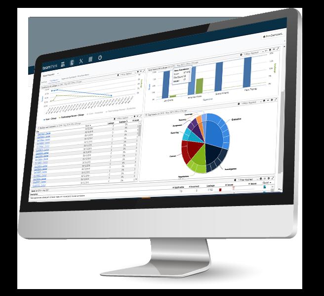 teamthink Envoy insurance audit software reskin computer