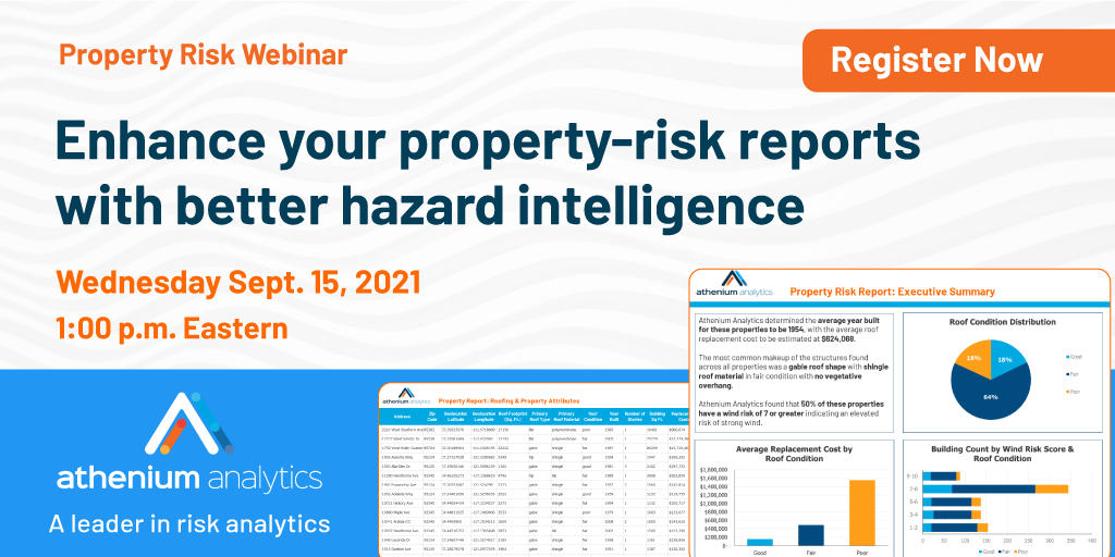 Webinar: Enhance Your Property-Risk Reports with Better Hazard Intelligence