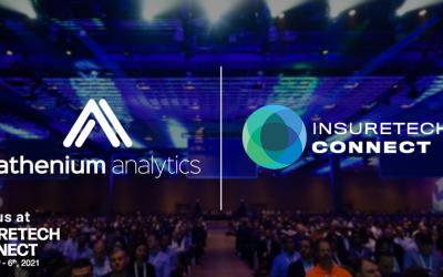 Join Athenium Analytics at InsureTech Connect (ITC) 2021 in Las Vegas